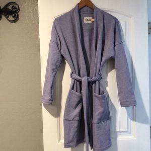 Lavender Ugg Robe